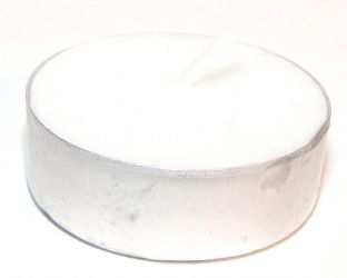 Plain Unfragranced Tealight (4hr burn time)